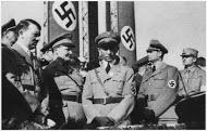 納粹的掌權,使得德國在很短時間內就發動對外的侵略戰爭。(八旗提供)