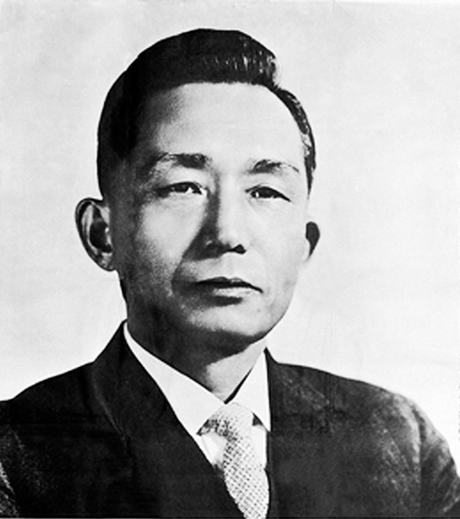 南韓鐵腕政治強人朴正熙。(wikipedia/public domain)