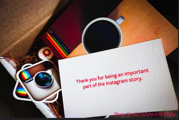 「為顧客著想」是Instagram的價值 (圖片/Flickr)