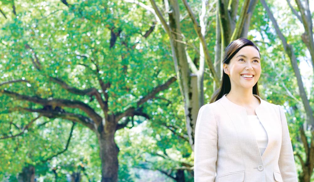 在澀谷區當選的龍圓愛梨。(翻攝官網)