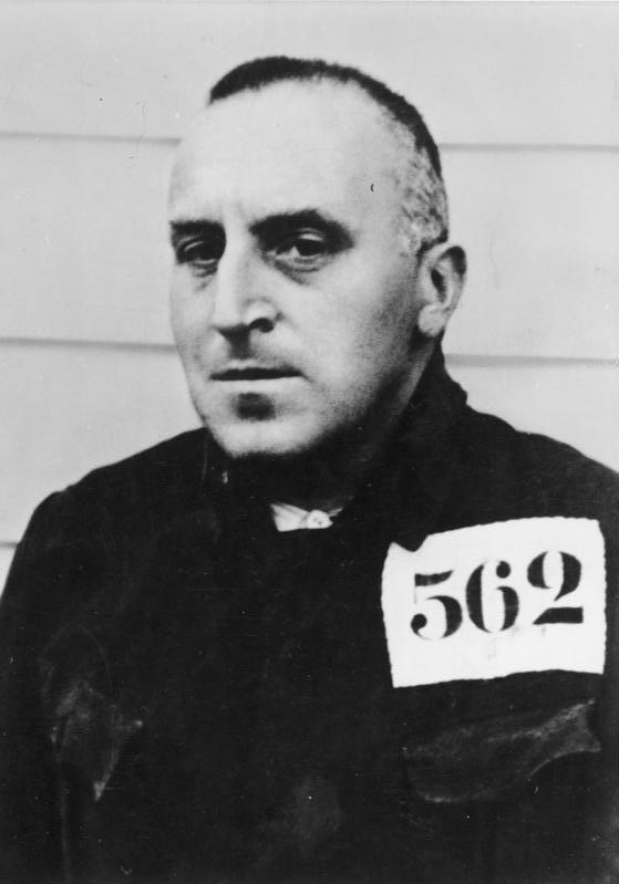德國和平主義者奧西茨基(Carl von Ossietzky)(Bundesarchiv, Bild 183-93516-0010@Wikipedia / CC BY-SA 3.0)