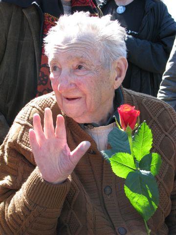 波蘭華沙猶太區抗暴倖存者艾德曼(Marek Edelman)。(Mariusz Kubik @ Wikipedia / CC BY 3.0)