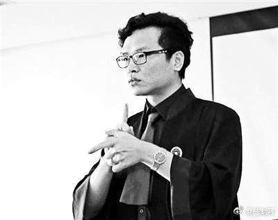 中國律師唐帥致力於維護聾啞人士的法律權益。(取自中國法制網微博)