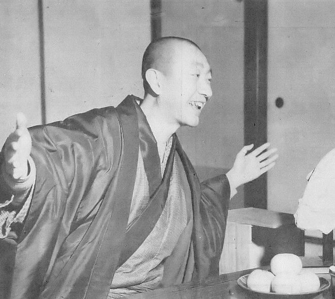 1952年的吳清源。(Wikipedia / Public Domain)