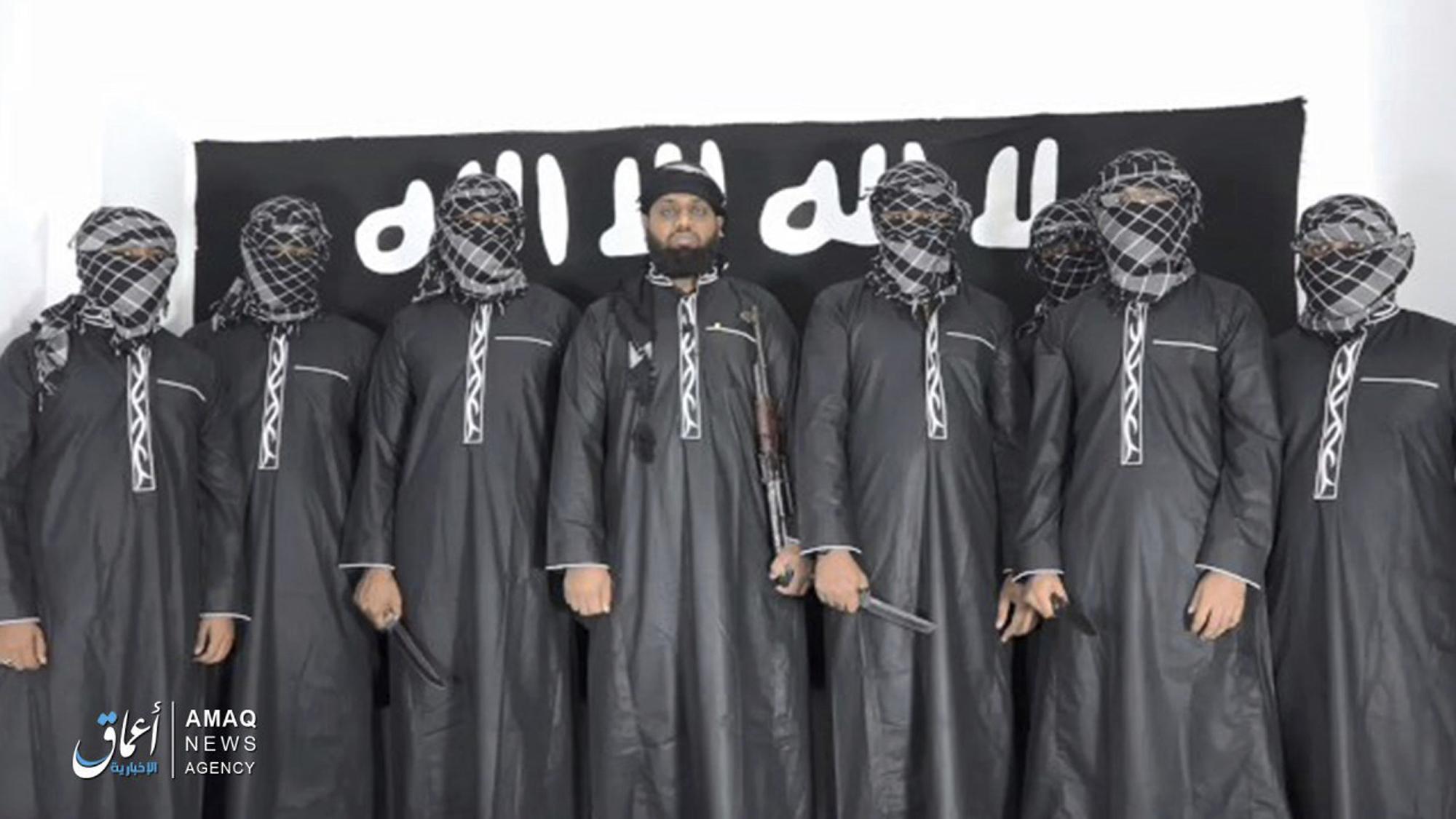 斯里蘭卡復活節恐攻,伊斯蘭國(IS)宣稱犯案(AP)