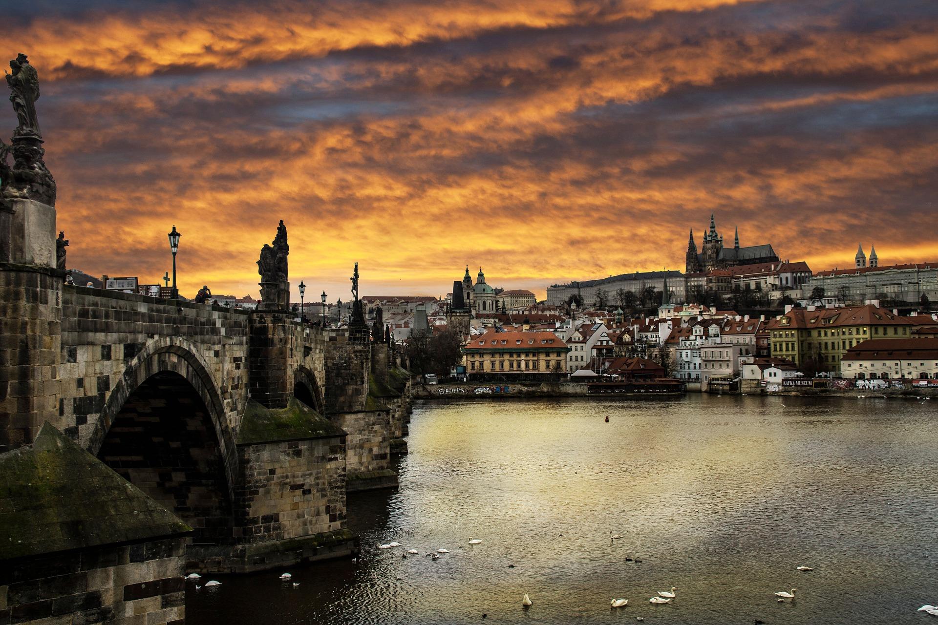布拉格。(圖/pixabay)