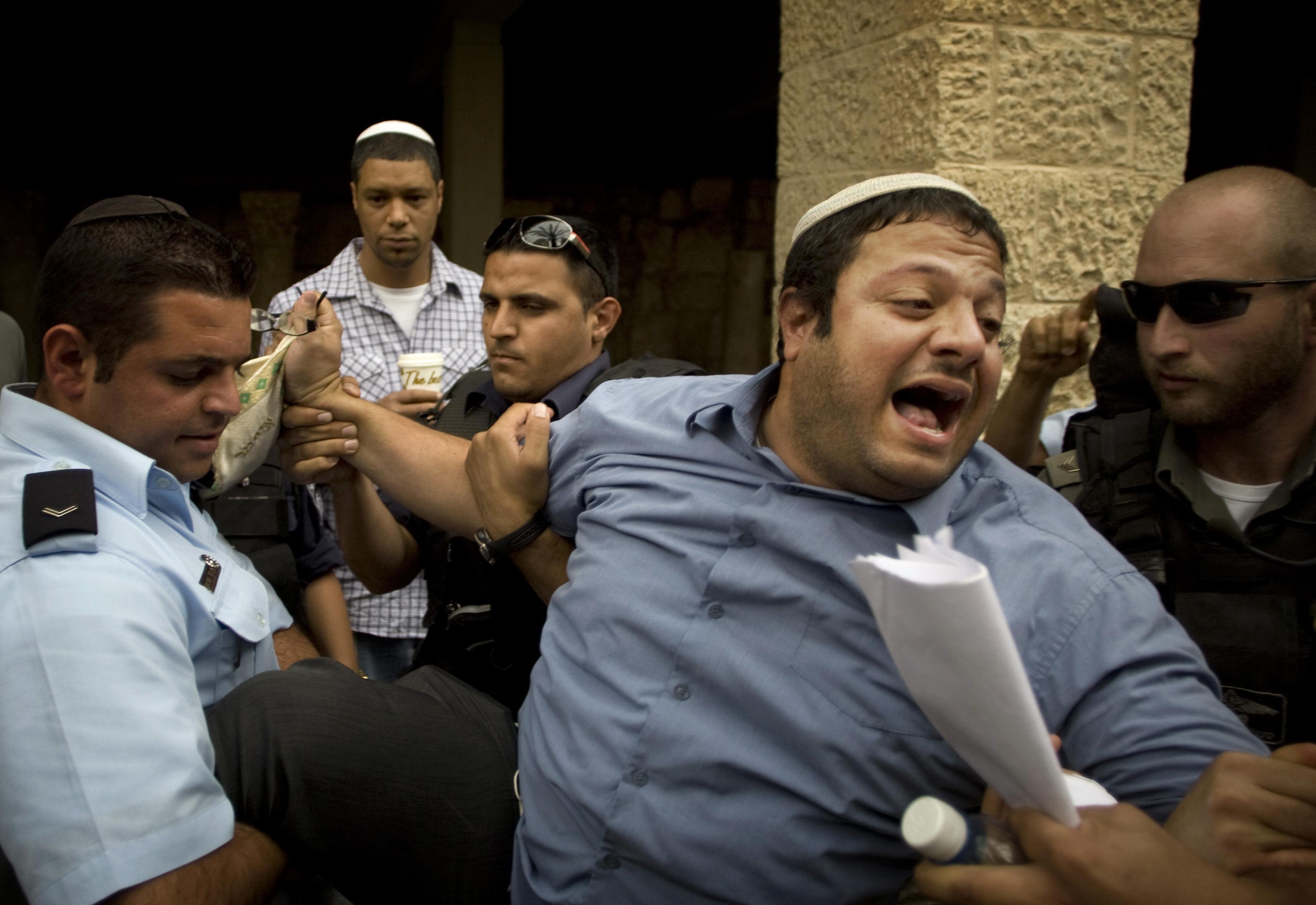 2021年3月23日,以色列舉行2年第4場大選(AP)