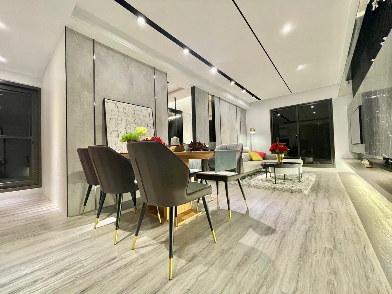 「和築好好窩」銷售已破五成,全案預計2022年底完工。(圖/富比士地產王提供)