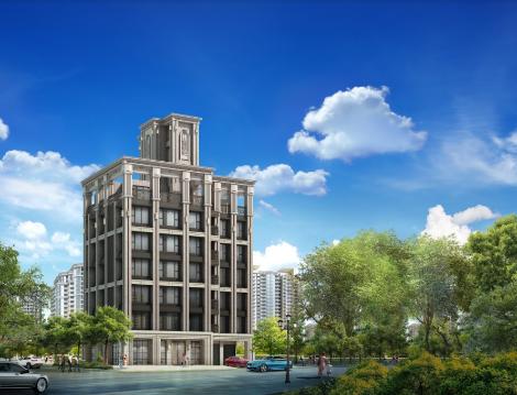 「令和」以日式精品飯店美學打造純粹28席建築精品。(圖/精業建設 )