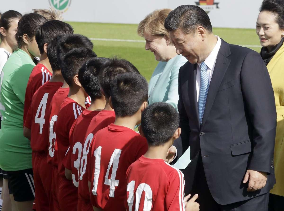 你知道最大的「中國夢」,竟跟足球有關嗎?他道出中國人不為人知的「這個」心態