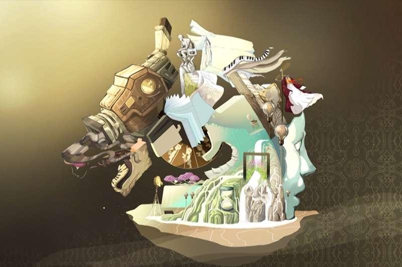 台灣典禮美學新高度、新世代最狂視覺創意!他用動畫展現金馬華語奧斯卡的格局!