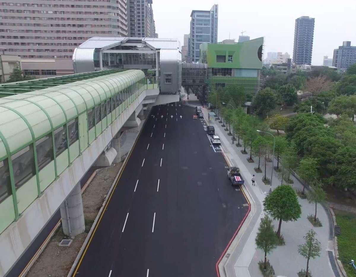 這條馬路不僅hen會呼吸,達人還用「綠色血液」把城市動脈激活了!
