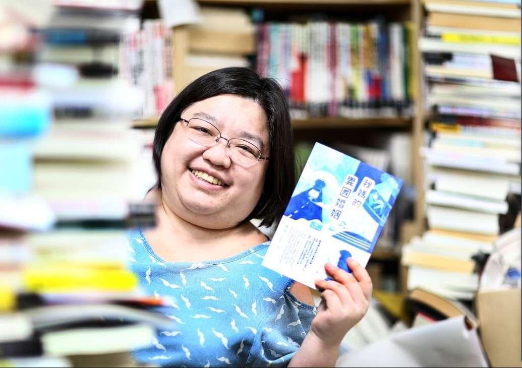 見網友就問「你要娶我嗎?」60歲老媽自學英文找第二春!超勇敢「追愛過程」讓她嫁到澳洲