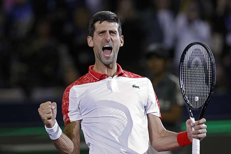 網球》年終直指世界第一 喬科維奇談起伏的職業生涯