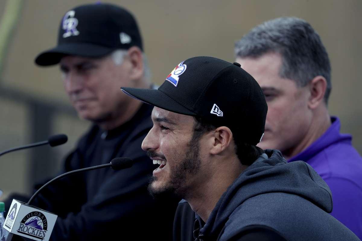 MLB》亞瑞納多新約引其他三壘手效法? 小熊布萊恩:這會開啟先例