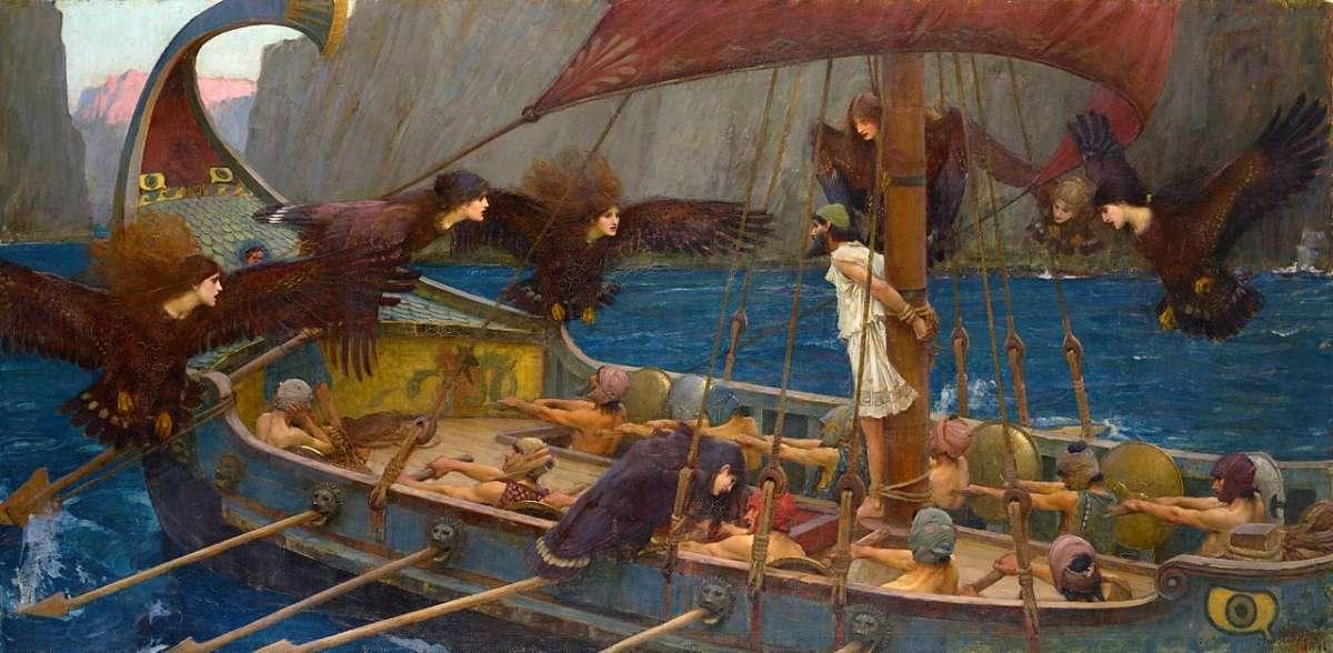 Echo源於告白被打槍,得不到回音、Siren是勾引水手的美聲女妖…這些單字竟來自超精彩希臘神話
