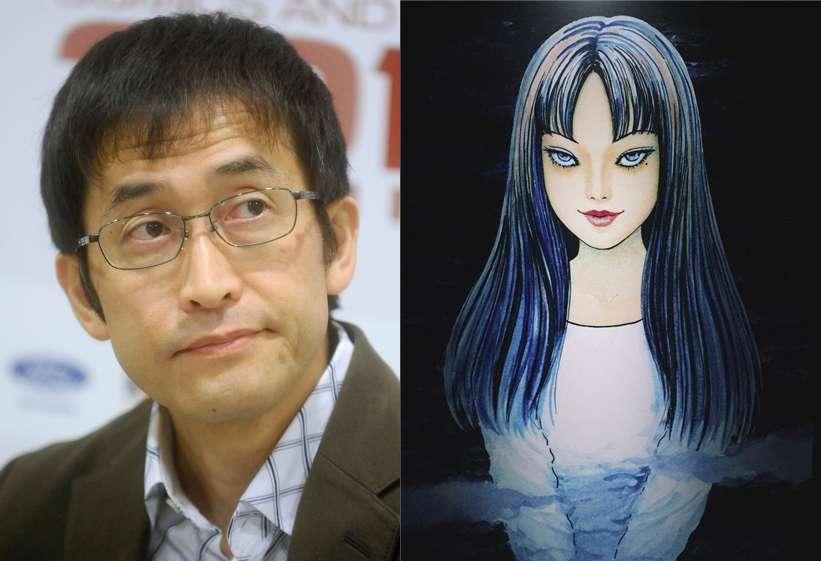 明明是恐怖漫畫,為何作品裡滿滿都是「美少女」?恐怖大師伊藤潤二這樣說…