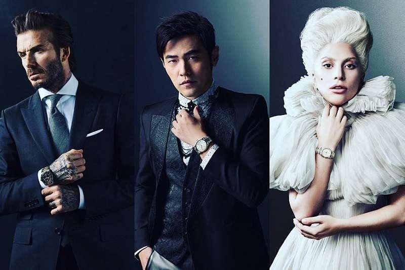 領了年中紅利就買得起!周杰倫、貝克漢、Lady Gaga三大天王同時代言的錶,究竟它的魅力何在?