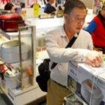 日本刻意營造春節氣氛笑迎中國遊客