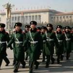 余杰專欄: 中國員警黨衛軍化的活標本