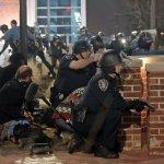 美國種族衝突火藥庫 佛格森2名警察中槍送醫