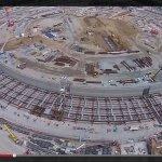 無人機空拍 一睹蘋果新總部最新面貌