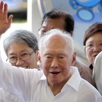 新加坡建國總理李光耀 91歲高齡與世長辭