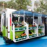 公車大改造,行動蔬果市場找新鮮!