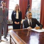 抗暖化美國以身作則 歐巴馬下令聯邦政府減排40%