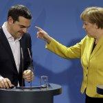 風評:不論希臘公投結果 梅克爾都要齊普拉斯走人!