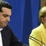 希臘面臨資金危機之際希臘德國領導人會談