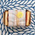 環保美觀的三明治包裝術,帶著你的食物優雅出門