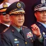 陸軍司令邱國正向國防部長提出自請處分