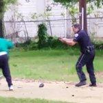 美國白人警察「處決」手無寸鐵黑人 影片出爐鐵證如山