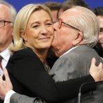 為政治前途大義滅親 法國勒潘父女檔反目決裂