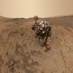 火星是一片荒寒沙漠?地下冰川可能潛藏大量水冰