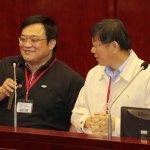 議員再爆 洪智坤助理致電媒體:東西收到了嗎