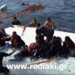 地中海浮屍處處 歐盟最黑暗的一天 高峰會緊急應變