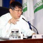 趙藤雄「可怕說」 柯P:政治只是找回良心而已