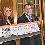「殺猶太人讓我接近真主」 紐約法院禁撤爭議廣告