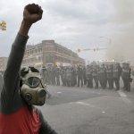 非裔青年喪禮後引暴動  馬里蘭州進入緊急狀態