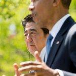 安倍歐巴馬高峰會 美日全面強化同盟關係