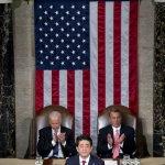 安倍美國國會演說 讚揚美日同盟、避談二戰道歉