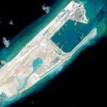 中國指責菲越等國在南海填海造地