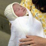 英國小公主亮相 可愛度破表!