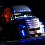 卡車也能自動駕駛 德國戴姆勒申請上路實測
