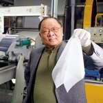 「奈米級」南投紙廠 打進蘋果供應鏈