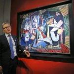 一幅油畫55.5億元!畢卡索刷新拍賣史記錄