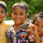 柬埔寨貧血情況嚴重 「鐵魚」補鐵立大功