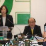 避免憲政紊亂,柯建銘:馬總統應退回辭呈,毛揆續任看守內閣